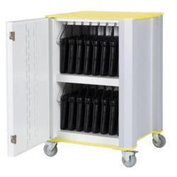 Nuwco 20 Bay Cart with AC charging