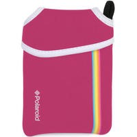 Polaroid Snap Neoprene Pouch in Pink