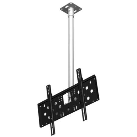 PMV Universal Ceiling Mounted TV Bracket  - Up to 65 Inch