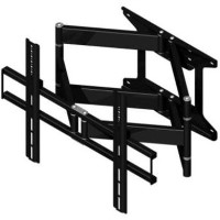 "PMV PMVMOUNTLE3255C 600x400mm VESA Super Slim Articulated Wall Mount for 32"" - 65"" LED TV's"