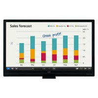 "Sharp PN-65SC1 65"" Full HD Interactive Touchscreen Display"