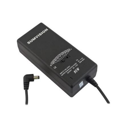 Universal AC Power Adapter 95W - comapitable with many models including Dell Compaq Toshiba HP and Acer.