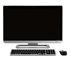 Refurbished Grade A1 Toshiba Qosmio PX30t-A-14T Pentium Dual Core 4GB 1TB 23 inch Full HD Toucscreen All In One PC