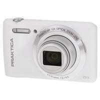 PRAKTICA Luxmedia Z212 Compact Digital Camera - White