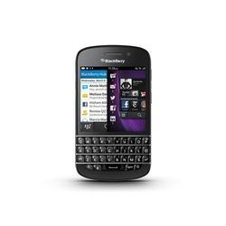 GRADE A1 - As new but box opened - Blackberry Q10 16GB Black Sim Free Mobile Phone