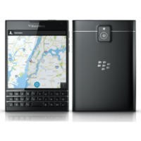 "GRADE A1 - Blackberry Passport Black 4.5"" 32GB 4G Unlocked & SIM Free"