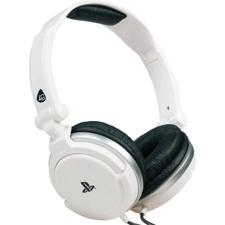 PS4 PRO4-10 Stereo Gaming Headset - White