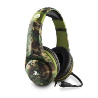 PS4 PRO4-70 Camo Edition Stereo Gaming Headset - Woodland