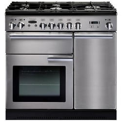 Rangemaster 86870 ProfessionalPlus 90cm Natural Gas Range Cooker - Stainless Steel