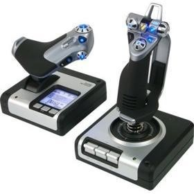 Saitek X52 Flight Control System Joystick/Throttle