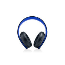PS4 2.0 Black wireless headset