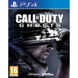 Playstation 4 - Call of Duty Ghosts
