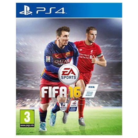 Playstation 4 - FIFA 16