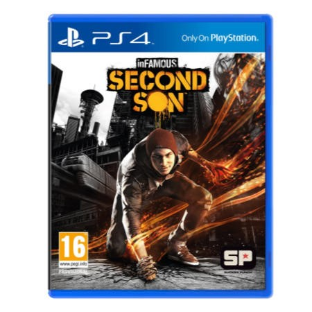 Playstation 4 - Infamous Second Son