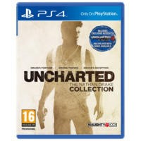 Playstation 4 - Uncharted Collection