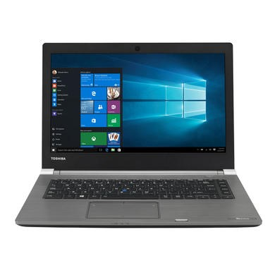 Toshiba Tecra Core i5-6200U 4GB 128GB SSD 14 Inch Windows 10 Pro Laptop