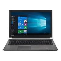 Toshiba Tecra A50-C-218 Core i7-6500U 16GB 256GB SSD GeForce 930M DVD-RW 15.6 Inch Windows 10 Profes