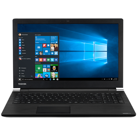 PS595E-20402NEN Toshiba A50-E-1D5 Core i5-8250U 8GB 256GB SSD 15.6 Inch Windows 10 Laptop
