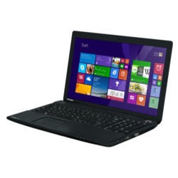 Refurbished Grade A1 Toshiba Satellite C50t-A-11D Celeron 4GB 750GB 15.6 inch Windows 8.1 Laptop in Black