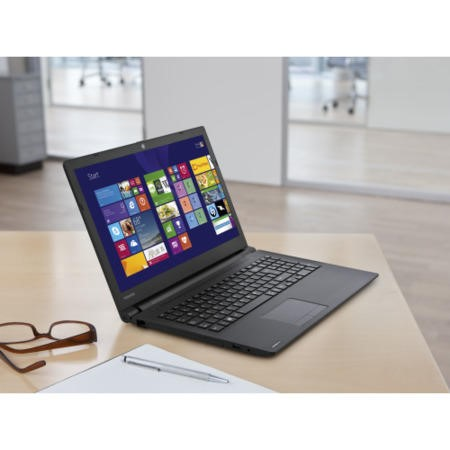 GRADE A1 - As new but box opened - Toshiba Satellite Pro R50-B-123 4th Gen Core i5 8GB 1TB 15.6 inch Windows 8.1 Laptop in Black