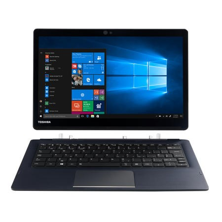 PT17CE-01800GEN Toshiba Portege X30T-E-12 Core i5-8250U 8GB 256GB 13.3 Inch UHD Graphics 620 Touchscreen 2 in 1 Windows 10 Professional Laptop