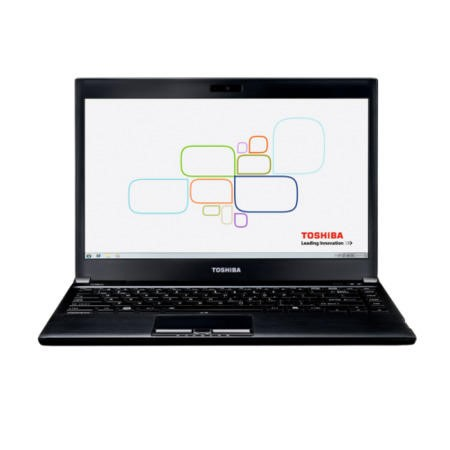 Refurbished Grade A1 Toshiba Portege R930-1CW Core i3 Windows 7 Pro Laptop with Windows 8 Pro DVD