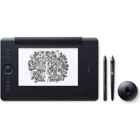 "PTH-660P-N Wacom Intuos Pro Paper PTH-660P-N 13"" Graphics Tablet"