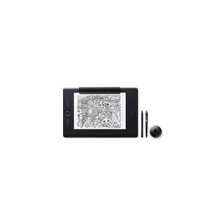"PTH-860P-N Wacom Intuos Pro Paper PTH-860P-N 17"" Graphics Tablet"