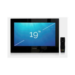 "Proofvision 19"" 720p Bathroom LED TV with a mirror finish"