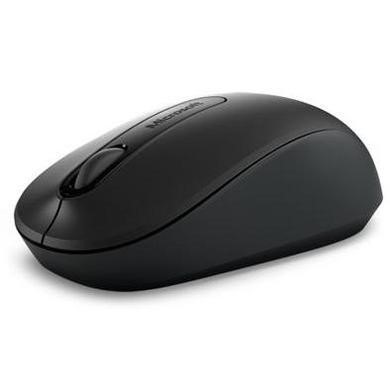 Microsoft 900 Optical Wireless Mouse in Black
