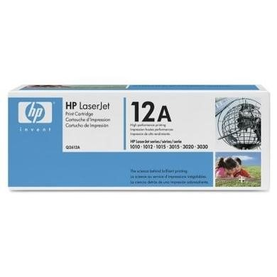 HP 12A - toner cartridge