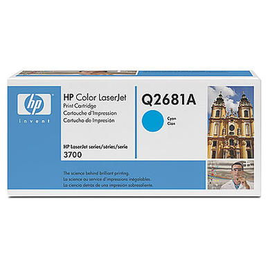 HP Toner Cartridge - Cyan