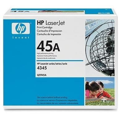 HP 45A - Laserjet Print Cartridge