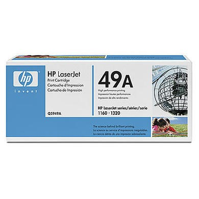 Q5949A HP 49A - toner cartridge