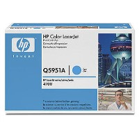 HP CLJ4700 Toner Cartridge - Cyan