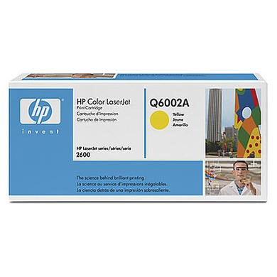 Q6002A HP toner cartridge