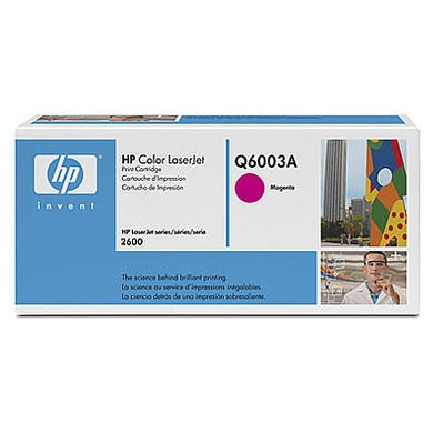 Q6003A HP toner cartridge
