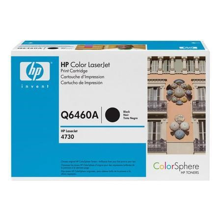 Hewlett Packard COLOR LASERJET BLK PRINT CART