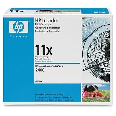 HP 11X - Toner Cartridge - Black