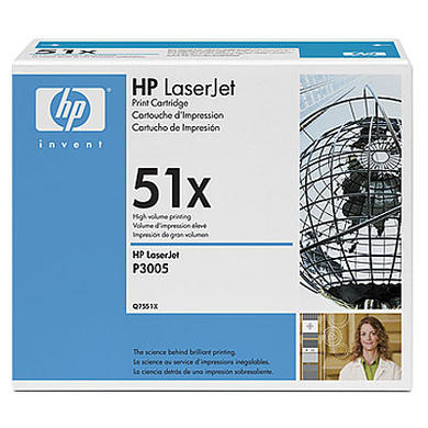HP 51X - toner cartridge