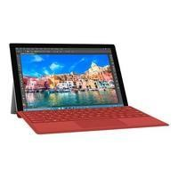 Microsoft Surface Pro 4 Type Cover in Red
