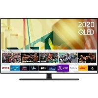 "Samsung QE65Q70TATXXU 65"" 4K Ultra HD Smart QLED TV with Bixby Alexa and Google Assistant"