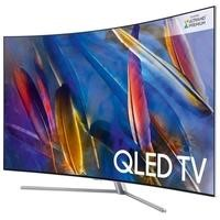 "Samsung QE55Q7C 55"" 4K Ultra HD HDR Curved QLED Smart TV"