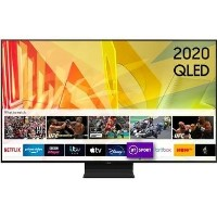 "Samsung QE65Q90TATXXU 65"" 4K Ultra HD Smart QLED TV with Bixby Alexa and Google Assistant"