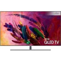 "GRADE A1 - Samsung QE75Q7FNA 75"" 4K Ultra HD Smart HDR QLED TV with 1 Year Warranty"
