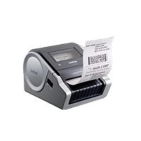 Brother QL-1060N - label printer - B/W - direct thermal - Laptops Direct
