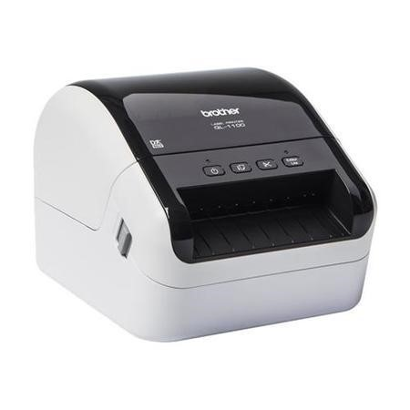 Brother QL-1100 PC-Connectable Shipping and Barcode Label Printer