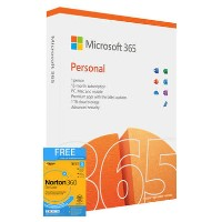 Microsoft 365 Personal - 1 User - 1 Year Subscription - Electronic Download