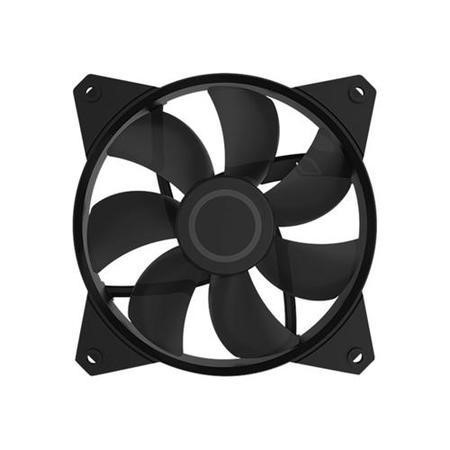 Cooler Master MasterFan MF120L Non LED 120mm 1200RPM Black Case Fan
