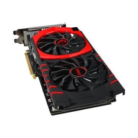 MSI AMD R9 380 GAMING 1000MHz 4GB 256-bit DDR5 HDMI/DL DVI-D/DP Twin Frozr V FAN DX12 PCI-E 3.0 Graphics Card